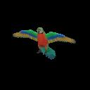 File:Catalina Macaw Transparent.png