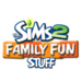 The Sims 2 Family Fun Stuff Logo