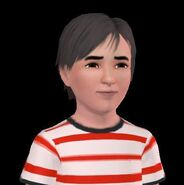 Mortimer Goth (The Sims 3)