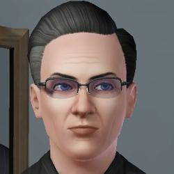 Xavier Schweiger Sims 3