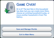 TS4GameOver