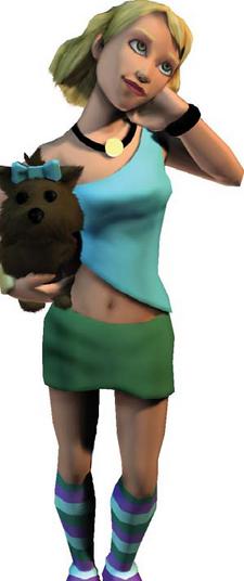 Lottie Cash (Urbz)