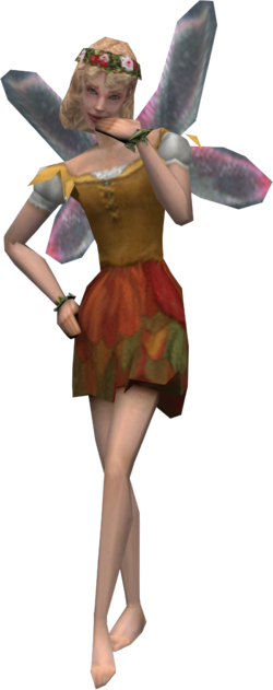 Mara Faerie Queen