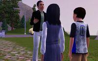 Alex, Chris, Tamera