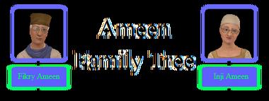 Ameen Family Tree