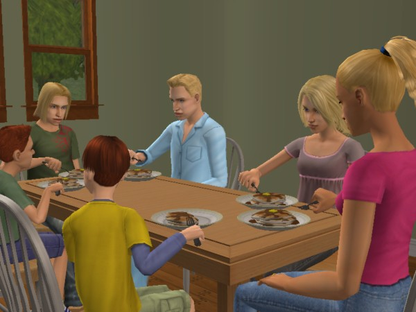 File:Pancakes for breakfast at the McDooglewurtz home.jpeg