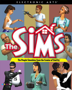The Sims Cover