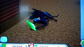 Sims 2- Milo with Plumbob bone