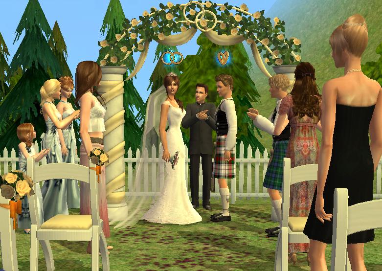 Wedding arch | The Sims Wiki | FANDOM powered by Wikia