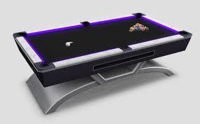 Pool table st