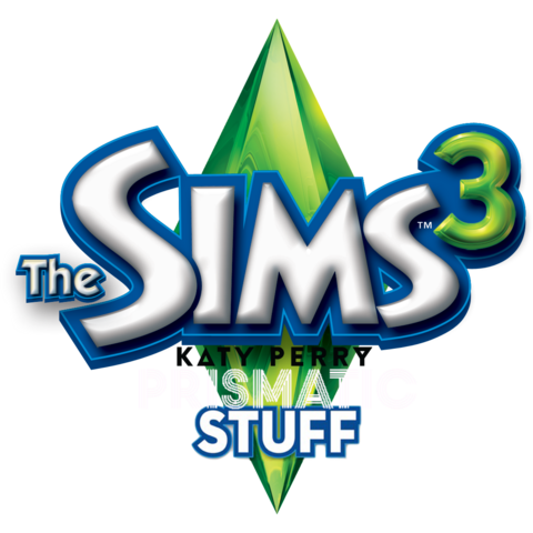 File:The Sims 3 Katy Perry's Prismatic Stuff Logor.png