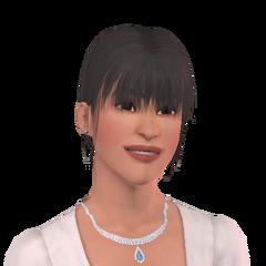 Sim's Tale young adult Kaylynn headshot