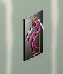 Ts1 neon flamingo sign