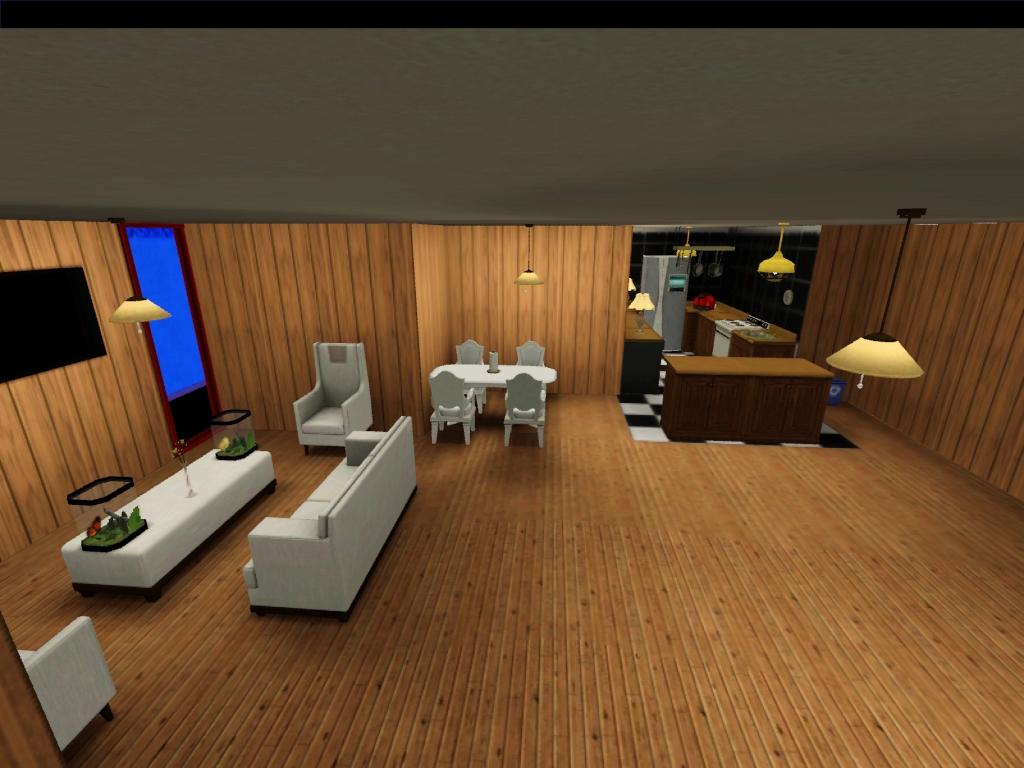 Archivo sala de estar y cocina los sims fanon for Sala de estar estancia cocina abierta