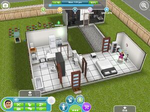 Sims freeplay designer home pictures - Home design pictures