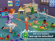 The-Sims-FreePlay-Babies