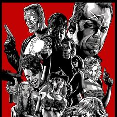 Poster of Sin City.