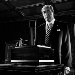 About to play a record.