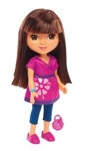 Dora, age 10