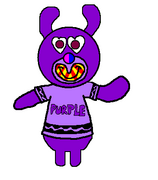 13. Purple (Crayola)