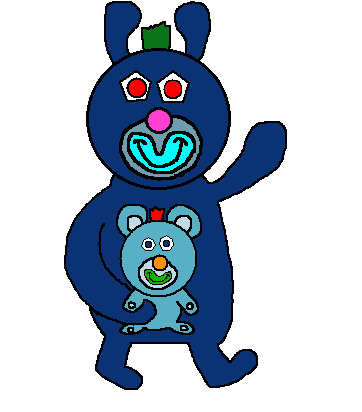 File:2. Dark blue with light blue teddy bear.png