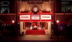 Epiphany signage