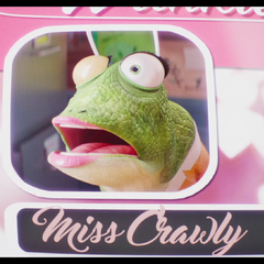 Miss Crawly's profile photo.