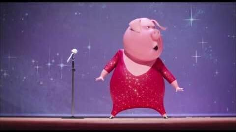Sing Special Edition - Rosita & Gunter Cheer Up Ash - Own it on Digital HD 3 3 on Blu-ray & DVD 3 21-0