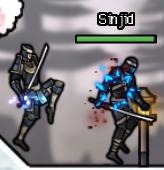 Izumi Warrior Kick