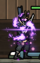 Warlord Izumi Shadow Reflex