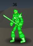 Mercenary Heal