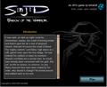Start Screen Sinjid Shadow of the Warrior.png