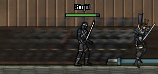 Warlord Izumi Spectral Dash
