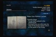 Yoriko anno class notes