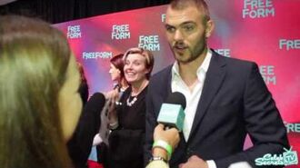 Alex Roe Teases New Mermaid Drama SIREN Freeform Upfronts 2017 Interview