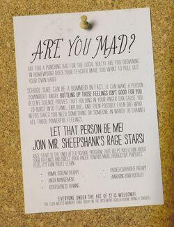 Rage Stars poster