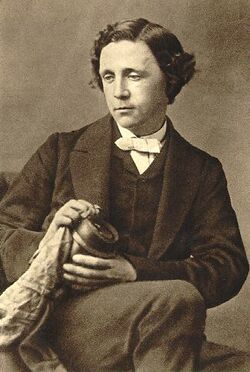 Lewis Carroll Charles Lutwidge Dodgson