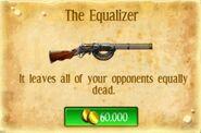 Equalizer ad