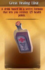 Great Healing Elixir