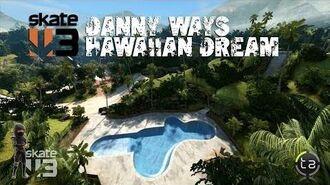 Skate 3 - Danny Ways Hawaiian Dream DLC (Photo Challenges)