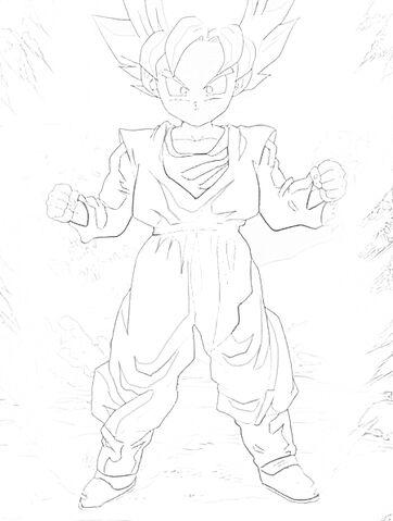File:Goten SSJ Sketched By BlazeFireXXXX.jpg