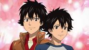 Bossun and Ryosuke comparison