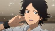 Bossun's impression of Shinba Michiru