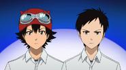 Bossun and Sasuke