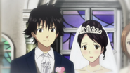 Ryosuke and Haru's Wedding