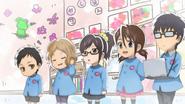 Biscuit Children Singing