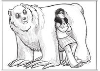Sketch Myra by booker