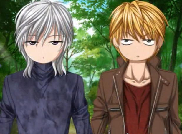 File:Reino and Sho in chibi form.png