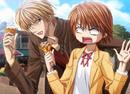 Sho and Kyoko eating Ice Cream PS2 Game