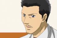 Sawara looks worried kyoko